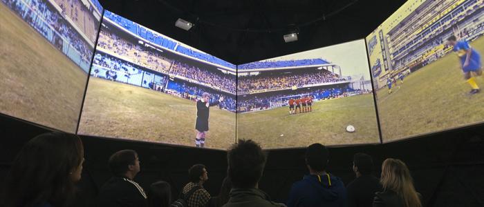pantallas para proyectores precios
