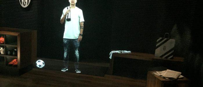 proyector holografico