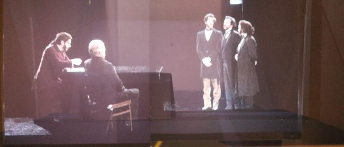 pantallas holograficas 3d