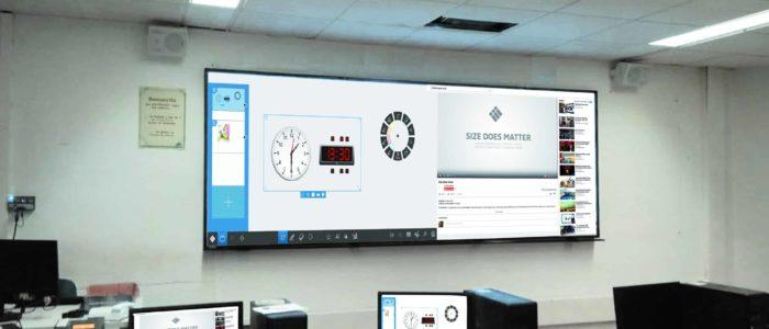 pantalla digital en Argentina