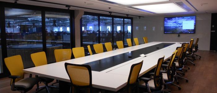 salas de reuniones tecnologicas en Buenos Aires