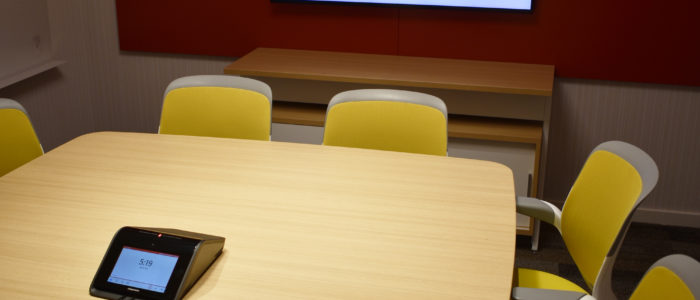 sala de reuniones modernas profesionales