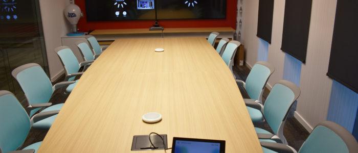 sala de reuniones tecnologicas
